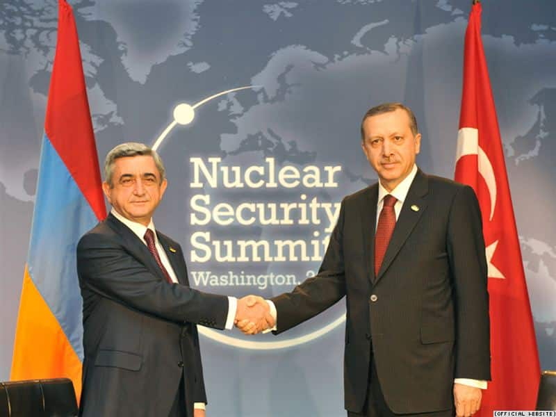 Nervous neighbors: Five years after the Armenia-Turkey protocols 1