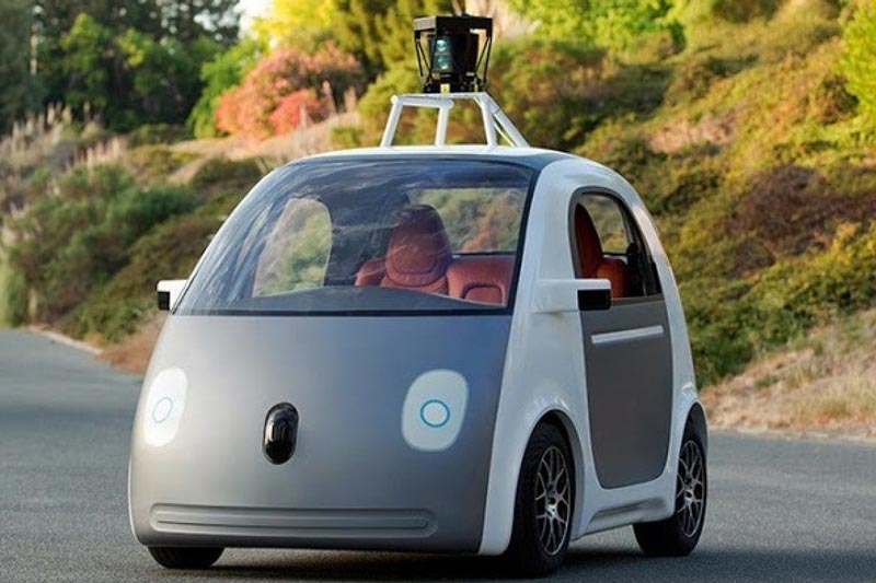 Who pays if you're hit by a driverless car? 1