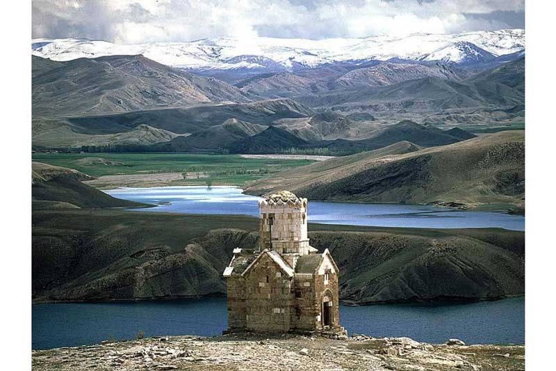 Armenian Church Sourp Asdvadzadzin (The Holy Mary) - Iran 1