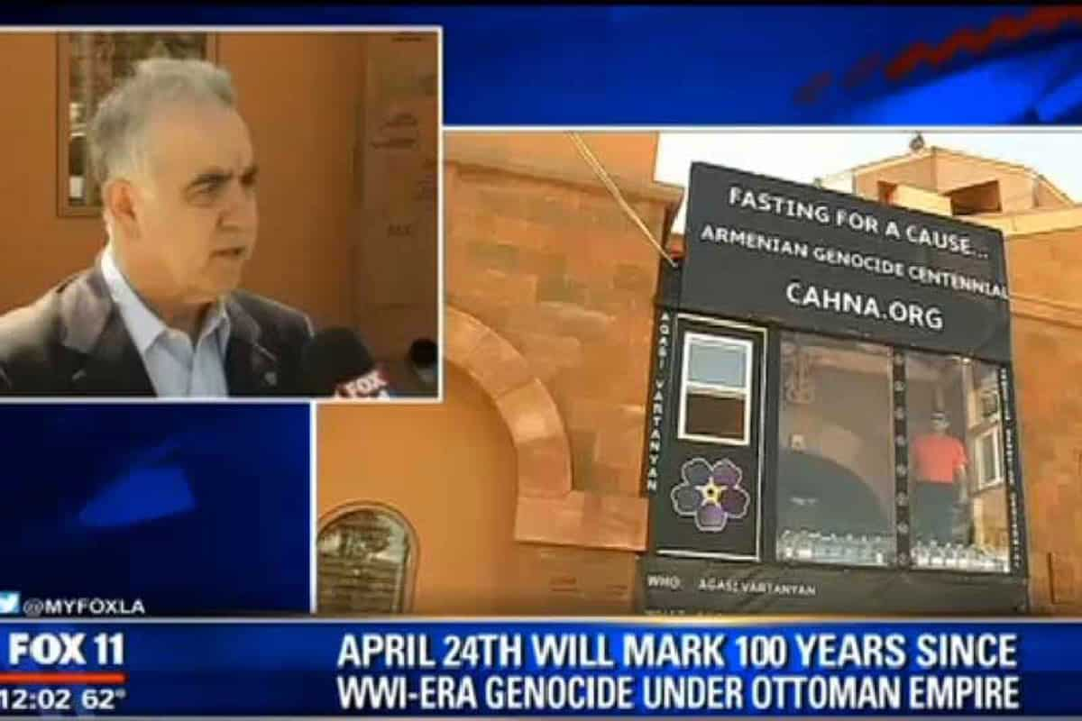 Fox11 Report on Centennial of Genocide