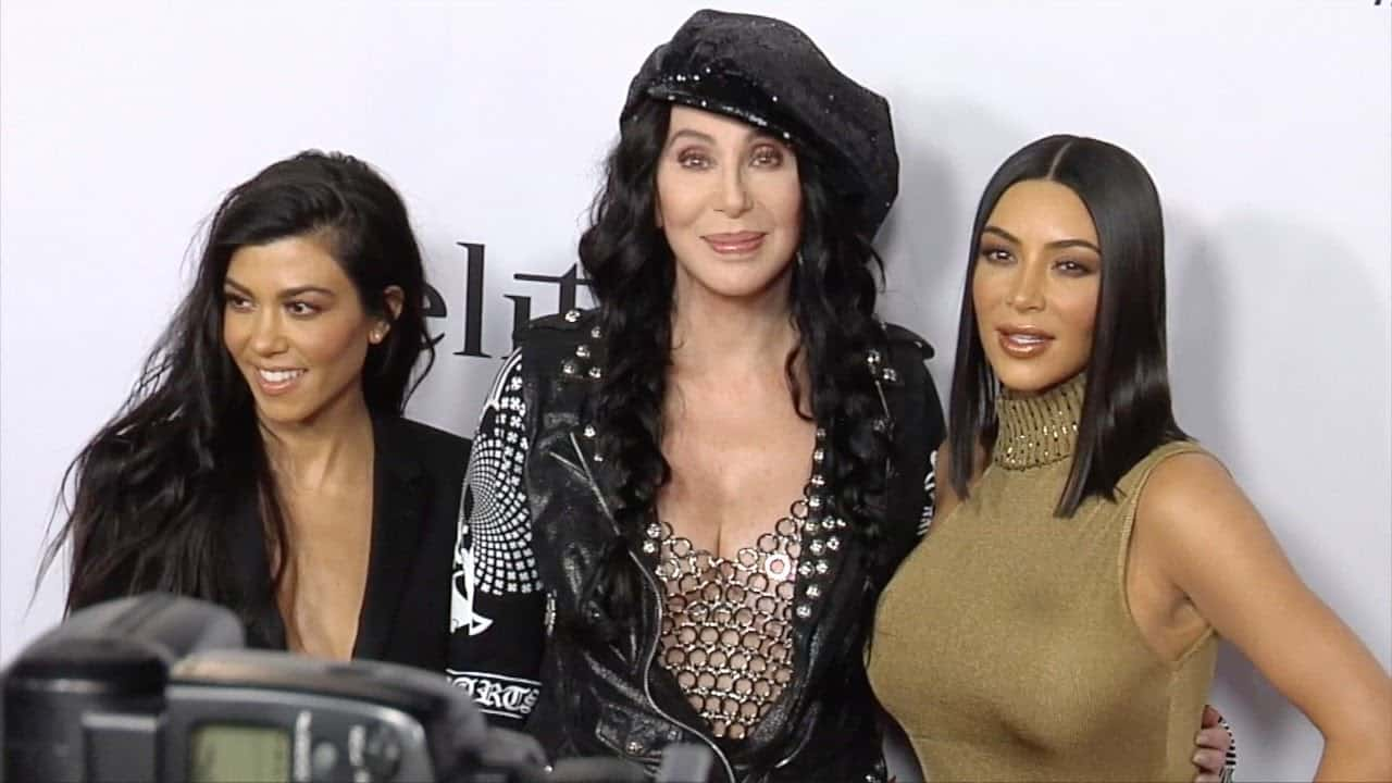 Cher and the Kardashians