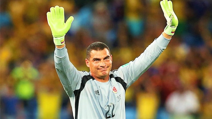 Faryd-Mondragon-The former Galatasaray man, Colombian goalkeeper rushed to hospital last night after reportedly trying to commit suicide.