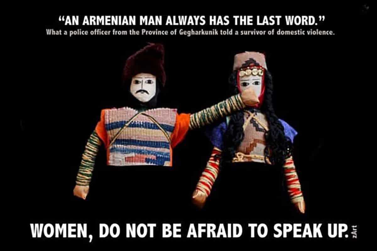 Are Armenian men controlling?