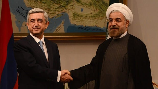 Armenia Looks to Receive an Economic Boost from Iran