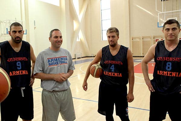 basketball-armenia