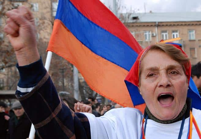 Armenia in Top 10 Countries for female representation in senior positions