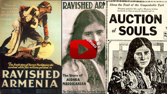 Ravished Armenia - Auction Of Souls full movie 1919 first Armenian Genocide movie