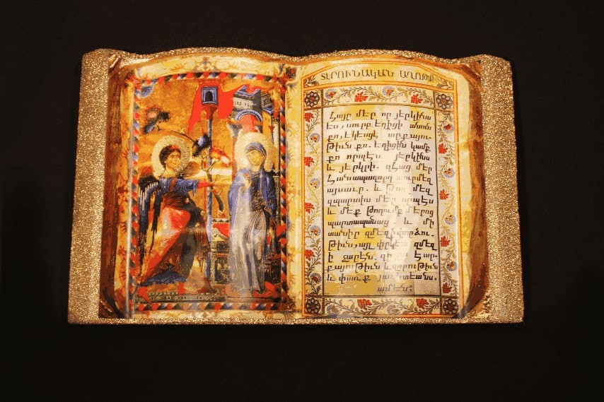 Why was Armenia erased from the Bible? 1