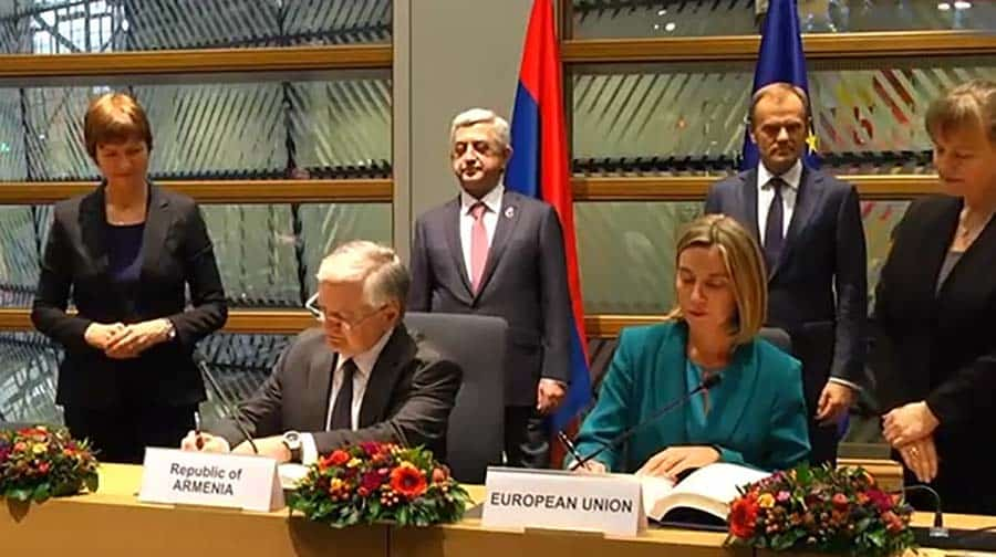 What Armenia's new agreement with the EU means 1