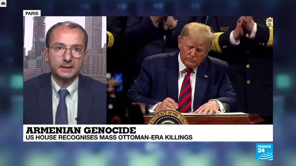 Interview with Khatchig Mouradian on the Armenian Genocide Resolution