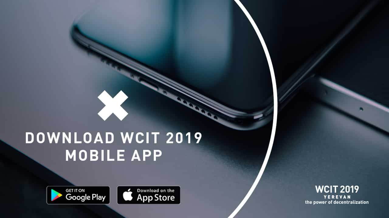 Navigate WCIT 2019 with this dedicated app